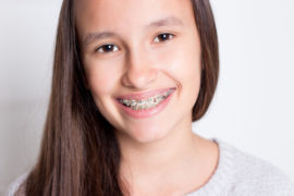 Metal and Ceramic Braces